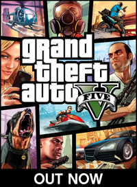 GTA 5 OUT NOW!
