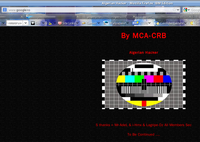 Google.ro Hacked by Algerians