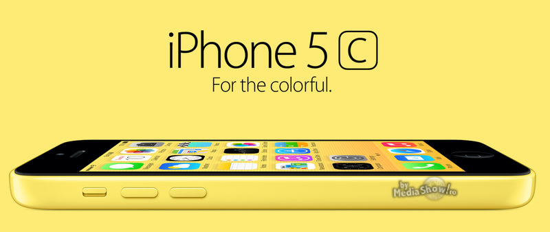 iPhone 5c - For the colorful
