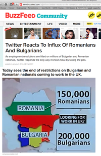 Congratulations BuzzFeed from being stupid and not knowing properly Bulgarian and Romanian flags