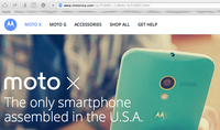 Moto X - The newest Google Phone