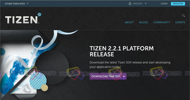 Tizen looks interesting - soon to be powerful competitor of Android