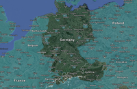 Google Street View in Germany and Austria