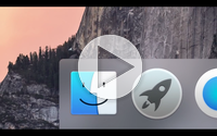 The New Look of OS X Yosemite