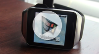 Windows 95 on Android Wear