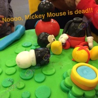 Noooo, Mickey Mouse is DEAD!!
