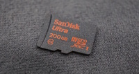 Sandisk - 200GB MicroSD - recommended price of $400