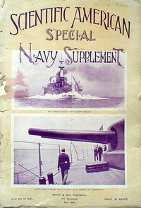 1898 - Scientific American Special Navy Supplement