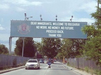Dear Immigrants, Welcome to Bulgaria!