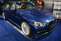 BMW Alpina at IAA Frankfurt 2015