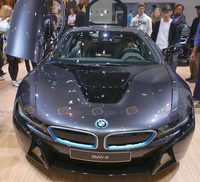 BMW at IAA Frankfurt 2015