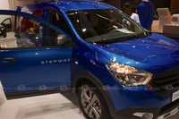 Dacia at IAA Frankfurt 2015