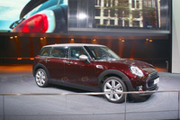 2016 Mini Clubman Station Wagon Five Doors - Front Side View