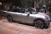 2016 Mini Cooper S Clubman Station Wagon Five Doors - Side View