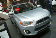 2016 Mitsubishi ASX ClearTec Diamant Edition - Frontal View