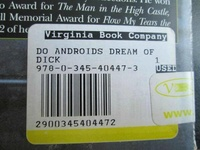 Do Androids Dream of Dick