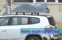 Home made cargo box!
