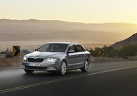 2009 Skoda Superb speed