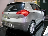2008 CE Concept rear right view