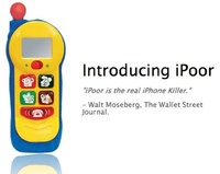 iPoor iPhone killer